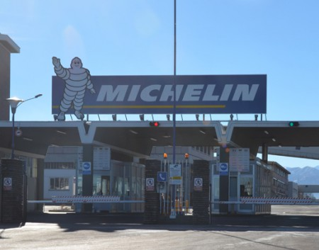 Michelin Italia S.p.a. – STABILIMENTO CUNEO – FABBRICATO 4A